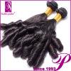 Può essere l'estensione dei capelli di Permed, tessuto peruviano dei capelli delle donne di colore