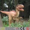 Esqueleto de aço e de parque de FRP Skintheme dinossauro do robô
