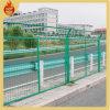 Alta calidad ampliadas paneles de la cerca de alambre de metal de malla