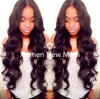 Brazilian Virgin Human Hair Wig Full Lace Wig