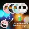 Электрофонарь кольца USB перезаряжаемые Selfie высокого качества нового изделие