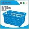 Cesta vegetal plástica barata, cesta da logística