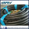 Tubo reforzado tela profesional del caucho del aire del fabricante