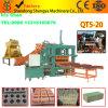 Prezzo della macchina per fabbricare i mattoni del cemento in India Qt4-20