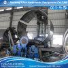 ¡Caliente! Torre de Mclw12hxnc-30*3500wind que fabrica la prensa de batir de la placa hidráulica del CNC