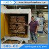 Maquinaria do secador para a prancha da placa/de madeira de madeira com ISO