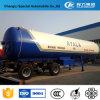 Caminhão de reboque personalizado do transporte do gás do LPG