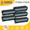 Serie der Compatibel Toner-Kassetten-CF360X für HP-Farbelaserjet-Unternehmen M552dn