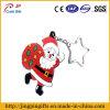 Llavero de encargo de la Navidad y la artesanía con alta calidad
