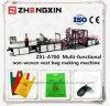 Reciclar el bolso no tejido del chaleco que hace la máquina (ZXL-A700)