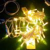 LED-Weihnachtsmehrfarbendekoration-Zeichenkette-Licht