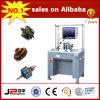 JP-halb automatische balancierende Maschine für kleine Elektromotor-Läufer-Armatur