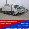 판매를 위한 30-50ton Sinotruk 8X4 LHD HOWO 덤프 트럭