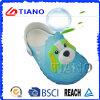 Оптовая дешевая сторона PVC с Clogs детей конструкции собаки (TNK40075)