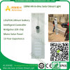 La lampe élevée Bridgelux IP67 de lumen imperméabilisent le réverbère solaire de 120W 12V DEL