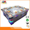 Máquina de jogo a fichas da tabela de jogo dos peixes da arcada para a venda