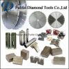 Strumento del diamante di potere di Pulifei dell'utensile per il taglio della roccia granitica caolinizzata Per il calcestruzzo del marmo del granito