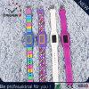 Reloj unisex del deporte del silicio LED Digital de la manera