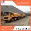 25m3 디젤 엔진 휘발유 도로 유조선을%s Styre 25000liter 연료 탱크 트럭