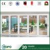 De Deuren van het Glas van pvc Bifolding van de douane van de Fabriek van China