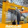 China Suppiers guindaste de patíbulo reparado rotação do acessório do guindaste de patíbulo do Forklift de um giro de 360 graus