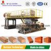 Machine de fabrication de brique rouge automatique dans le prix du Pakistan