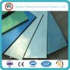 vidrio azul marino unidireccional de 6m m usado para el edificio