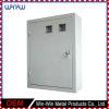 Caja personalizada del contador del agua Pequeño delgada de metal eléctrico del recinto
