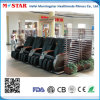 ショッピングモール及び駅のShiatsuの硬貨によって作動させる販売のマッサージの椅子