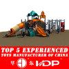 鋼鉄およびPlastic Material Outdoor Children Play Equipment (HD14-116B)