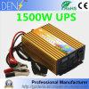 12V au Quiet de chargeur d'UPS 220V jeûnent inverseur de pouvoir de la charge 1500W