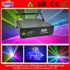 laser Hotel Advertizing Logo Projector del disco de 2W RGB Club