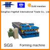 機械を形作る高速金属の屋根シートロール