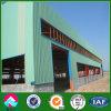Colorear el edificio revestido de la estructura de acero (XGZ-SSW 223)