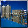 Système de traitement de l'eau minérale de qualité de 6000 Lph
