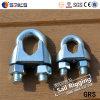 1 pouce Galv de /8 malléable nous type clips de câble métallique