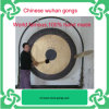 Gongs chinois de Wuhan Chine