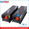 500W~8000W Pure Sine Wave Solar Power Charger Inverters con affissione a cristalli liquidi Display, 3times Peak Power