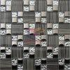 Het glanzende Mozaïek van het hand-Trekkend van de Mengeling van het Kristal Glas (CFC639)