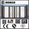 別荘のためのアルミニウム機密保護の折るゲート