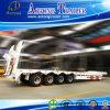 4 Radachsen 80tons Low Bed Semi Trailer für Afrika
