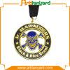 Medalla modificada para requisitos particulares del metal del diseño con el laminado de la diferencia