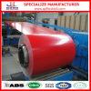 Ral3002 Prepainted a folha galvanizada PPGI do ferro