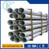 Pipa plástica del PVC del dren del agua de alcantarilla