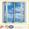 Окно термально пролома алюминиевое/алюминиевые конструкции сползая окна