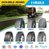 중국 Tires Brands Double Road Truck Tire 11r22.5 Tyre