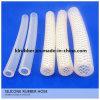 Grado médico de alta presión de la manguera de silicona trenzado para la Industria Farmacéutica
