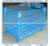 Ue Market Storage Metal Wire Mesh Box/Container per Warehouse