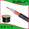 Câble coaxial de liaison standard Rg213/U du mil rf