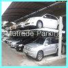 Carport hidráulico para Commerical Building Parking Solution